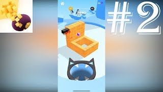 Blocksbuster! Game Play Walkthrough Part 2 - Levels 45-90 (iOS, Android)