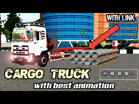 indian-cargo-truck-mod-with-animation-key-for-bussid-v3.3.3|bus-simulator-indonesia