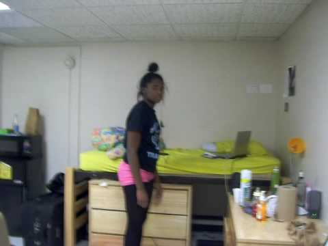 Killing A Fly In The Dorm Part 79
