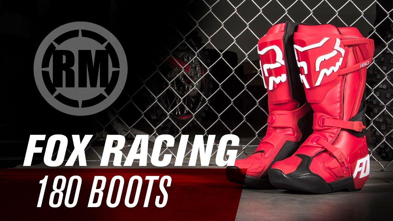 4eec4cf06a75a Fox Racing 180 Boots | Riding Gear | Rocky Mountain ATV/MC