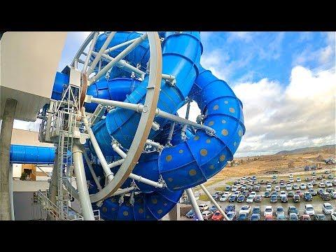 AquaSpinner Waterslide -