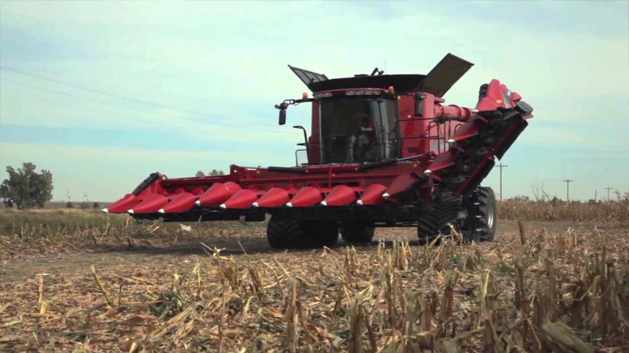 What's new on the Case IH Corn Header