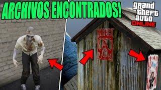 SERVIDORES CAÍDOS!! DLC ZOMBIE ENCONTRADO EN LOS ARCHIVOS DE GTA ONLINE!