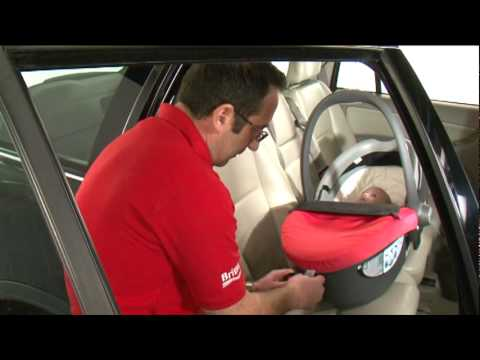 Britax Lie Down Car Seat