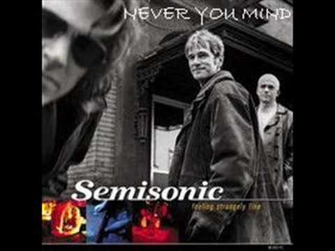 Клип Semisonic - Never You Mind