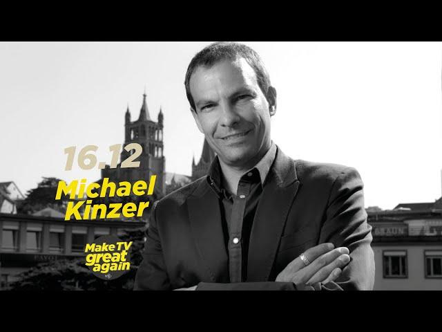 Make Tv Great Again S1 E16 - Tonight Michael Kinzer