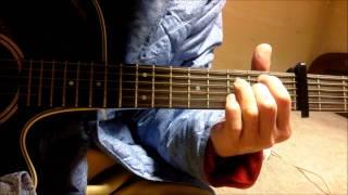 狼と香辛料 OP - 旅の途中 ギター Original playing : http://youtu.be/...