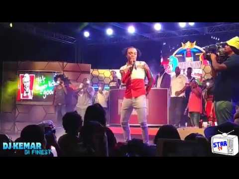 Laa Lee & Rygin king Full Performance (Magnum Kings And Queens Of Dancehall finals 2018)