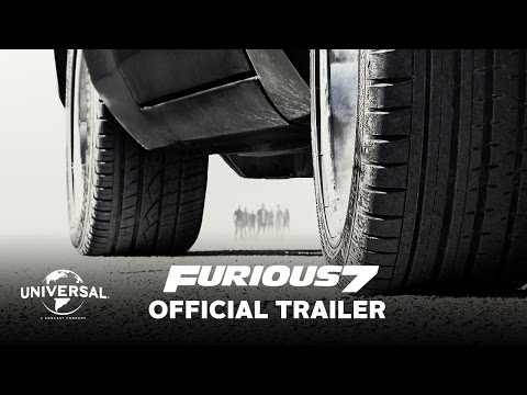 First 'Furious 7' trailer is a wild ride