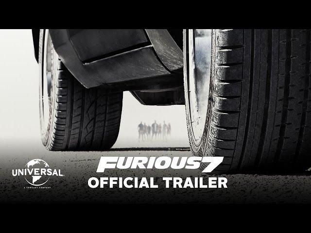Thomas DaHitman Goodlett Post Production work on the movie Furious 7