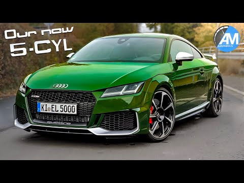 Our New GREEN! AUDI TT RS Facelift🍏😱