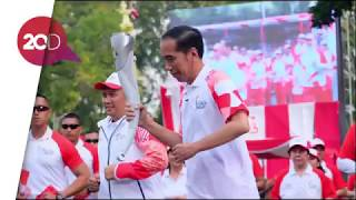 Download Video Di Tangan Jokowi, Api Obor Asian Games Sempat Mati MP3 3GP MP4