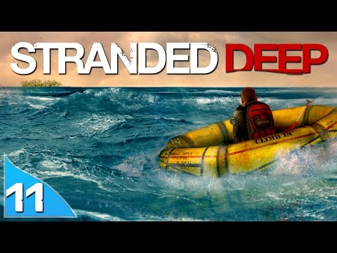 Stranded Deep: Transport fail Ep.11