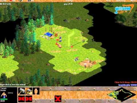 Solo random LongThieuGia vs ChimSeDiNang trận 1 - 20/08/2011