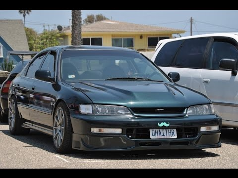 Turbocharged 1994 Honda Accord One Take