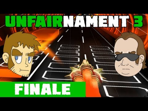 UNFAIRnament - Season 3 - Round 10 - Audiosurf (FINALE)