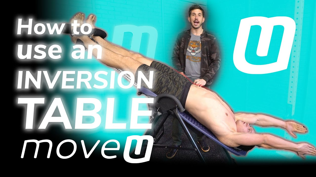 Inversion Tables Worth The Money Or Do You Just Look Silly Moveu Backswing inversion tables for better back and better body. inversion tables worth the money or do