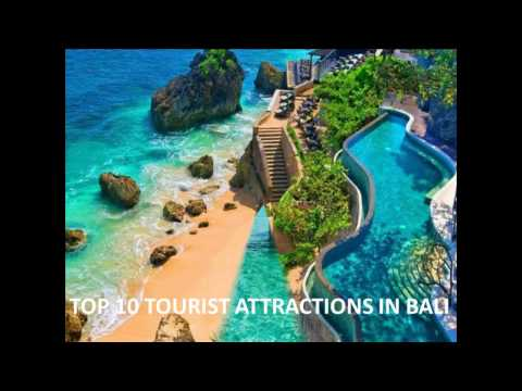 Top 10 Tourist Attractions in Bali/Top Visiting Places in Bali