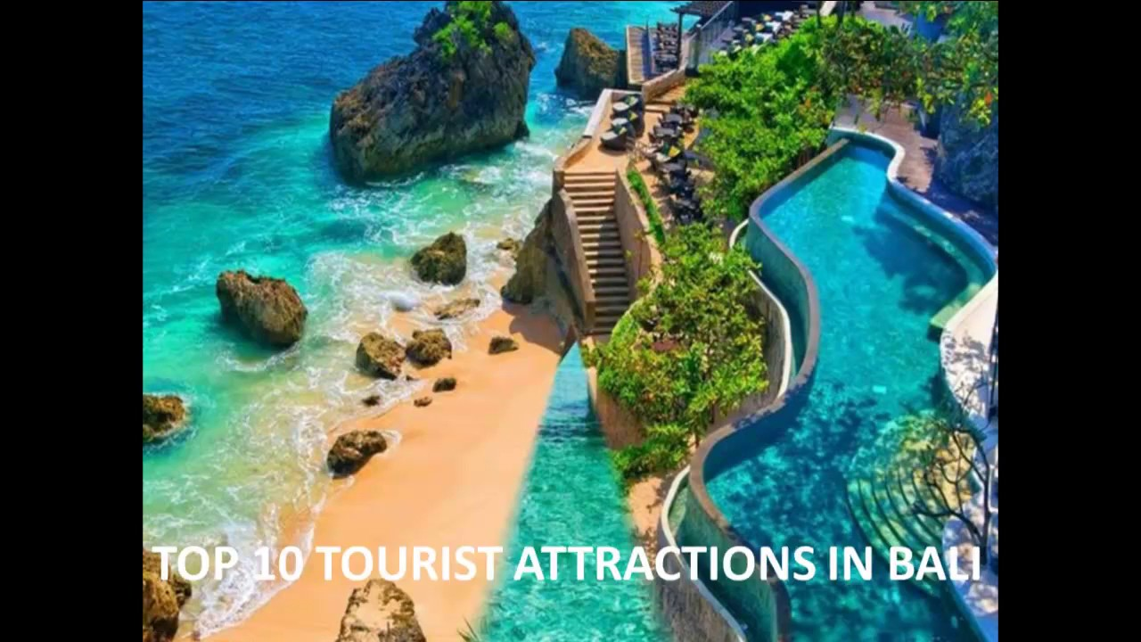 Top 10 Tourist Attractions In Bali Top Visiting Places In Bali Youtube