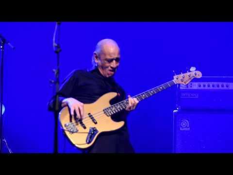 Norman Watt-Roy - Bass solo -  Helsinki 16.2.17