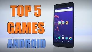 Top 5 Games on Android (Amazon Appstore)