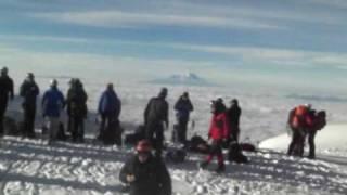 Video sommet Cotopaxi, Equateur.AVI