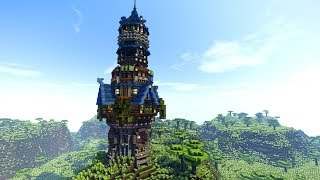 An EPIC TOWER for YOUR Minecraft World!