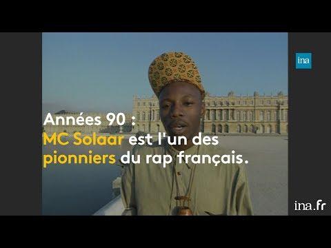 MC Solaar, le poète du rap français |...