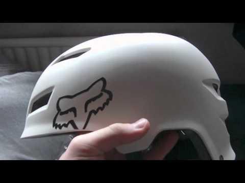 FOX Transition Hard Shell Helmet