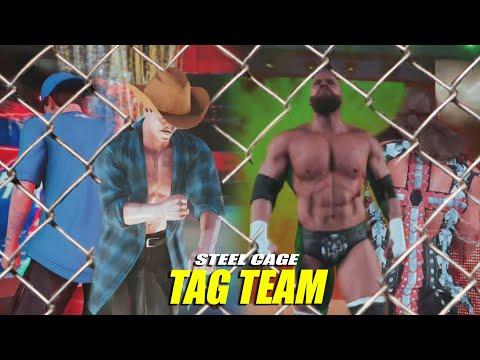 "Team Kitito Vs. Team Triple H ""STEEL CAGE"" - HShoww Play"