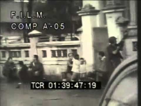 Vietnam War (stock footage / archival footage)
