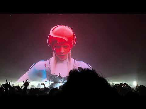 The Chemical Brothers Live At Frankfurt Festhalle - Eve Of Destruction (Partial)