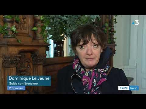 Visite de la villa Crosnier - Brest Ville d'art et d'histoire