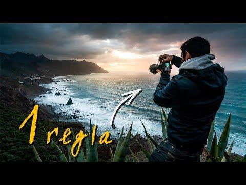 SÉ un GRAN FOTÓGRAFO o VIDEÓGRAFO con 1 REGLA