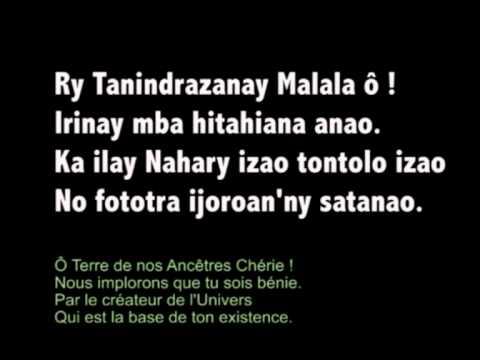 Ry Tanindrazanay Malala ô