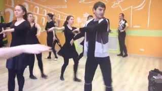 уроки грузинского танца видео