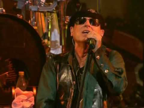 Scorpions - Holiday ( Amazonia) live in the jungle - Brasil