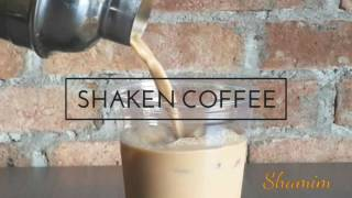 How to make shaken coffee
