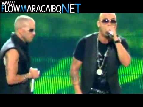 Wisin y Yandel   Te Siento   La Revolución Live 2010