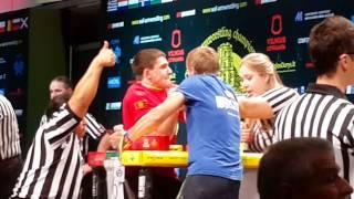 Чемпионат мира по армрестлингу, Литва 2014(http://flexgym.kg., 2014-09-28T13:28:16.000Z)