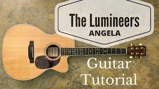The Lumineers - Angela - Tutorial