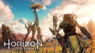 Horizon Zero Dawn - GIANT MECHANICAL MONSTERS!!  (HORIZON ZERO DAWN Gameplay Walkthrough Part 1)