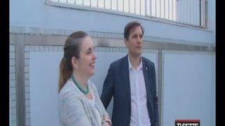 Barbara Carfagna intervista i principi Doria Pamphilj