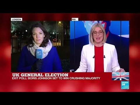 """UK general election: """"Some say his going to push Brexit through Parliament before Christmas"""""""