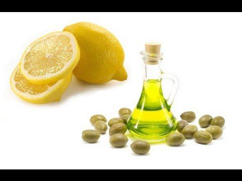 Очищение печени оливковым маслом и лимонным соком