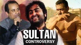 Rahat Fateh Ali Khan REACTS On Salman-Arijit Fight | SULTAN