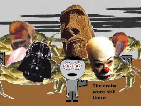 crab flash video (