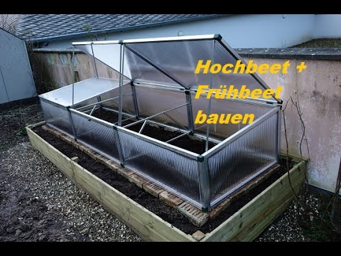 hochbeet fr hbeet bauen youtube. Black Bedroom Furniture Sets. Home Design Ideas