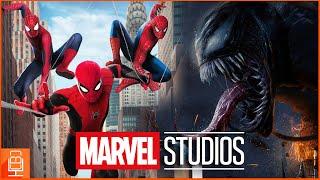 Marvel Studios Explain HOW Venom Joining the MCU was a Major Multi Studio Effort