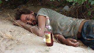 Алкоголизм - Ужасное Зло! Смотреть всем!